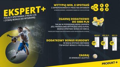 Ekspert-plus-fortuna-400x222 Promocje Fortuny EKSPERT+ bonusy bukmacherskie