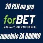 forbet-20zl-bez-depozytu-150x150 promocje bukmacherskie Freebet Bonus bez depozytu