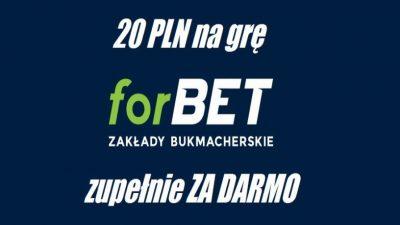 forbet-20zl-bez-depozytu-400x225 promocje bukmacherskie Freebet Bonus bez depozytu